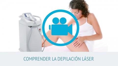 Video comprender la depilación láser (láser diodo)