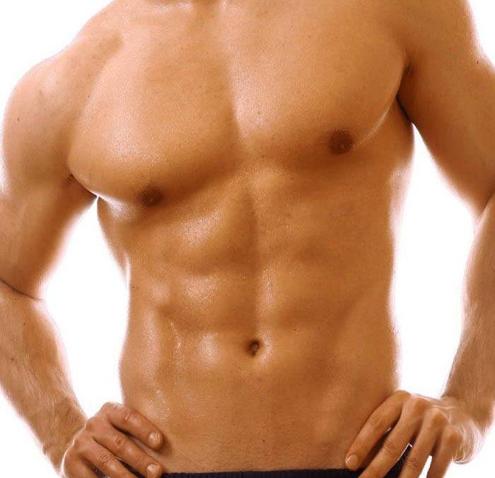 Zonas demandadas en la depilación láser por los hombres