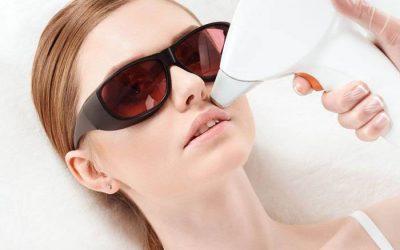 Depilación láser labio superior mujeres
