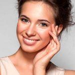 Depilación láser pómulos femeninos